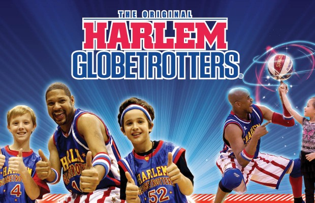 Harlem Globetrotters are BAAACK!